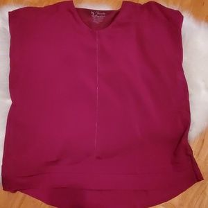 NWOT Chico's Kacie Knit Top size 14